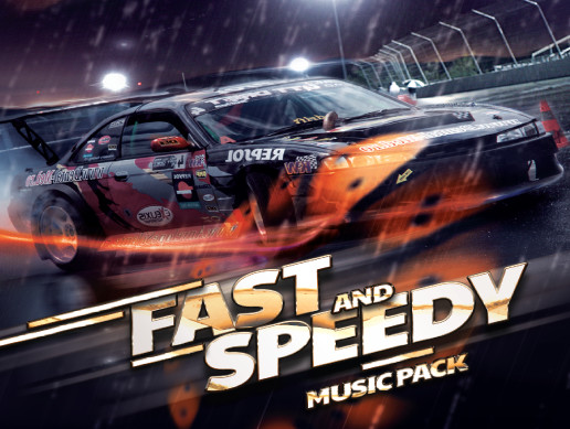 Fast and Speedy Music Pack