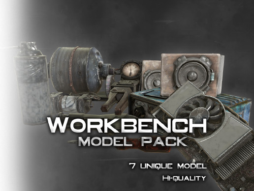 Workbench Model Pack