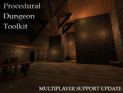 Procedural Dungeon Toolkit - Asset Store