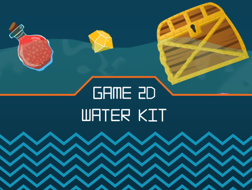 Game 2D Water Kit