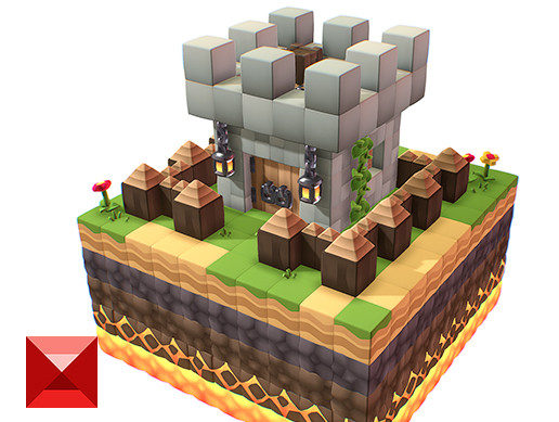 Cube World - Smashy Craft Series