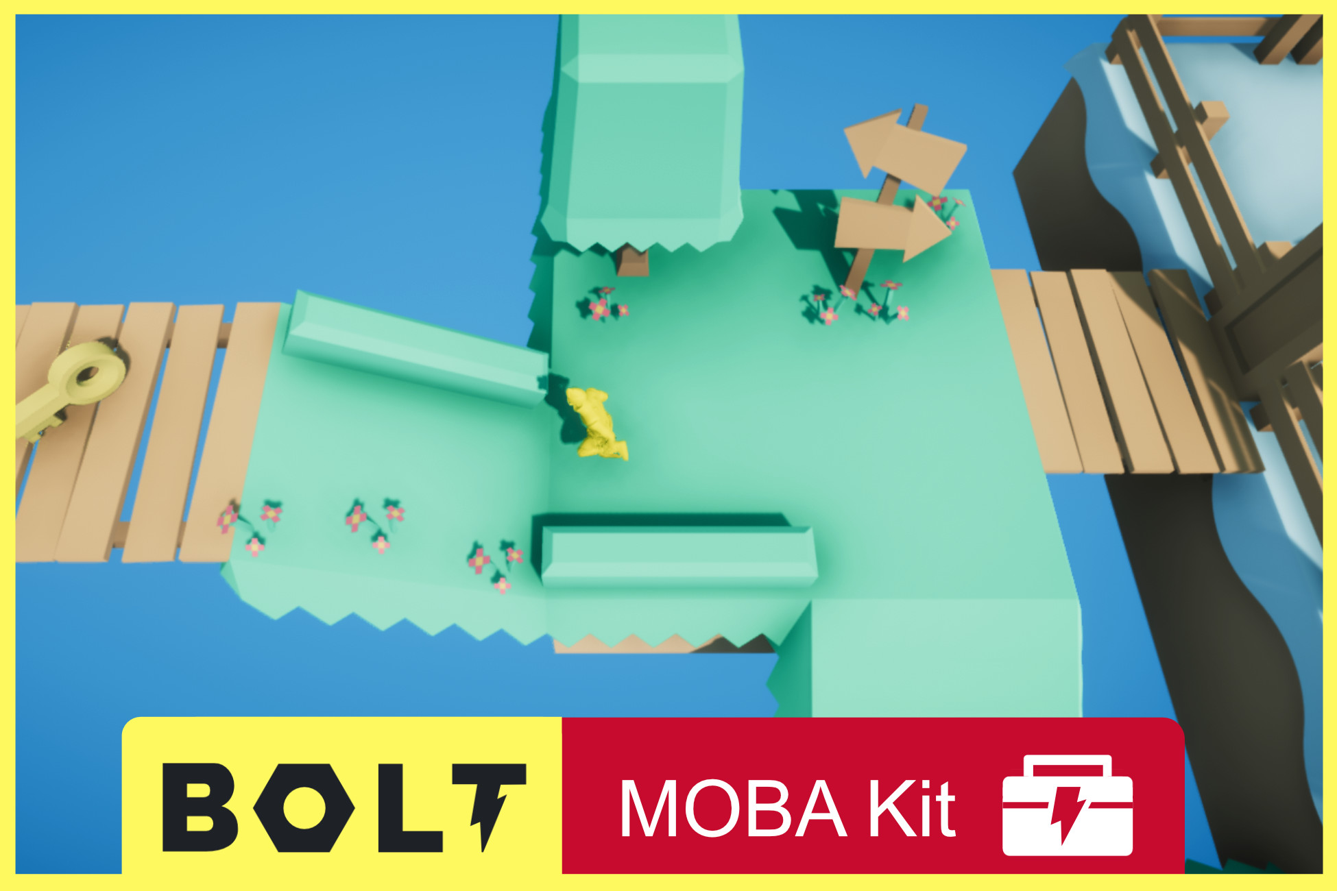 Bolt Kit: Point & Click
