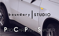Pro Car Paint Shader