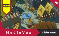 MedieVox Cities FREE