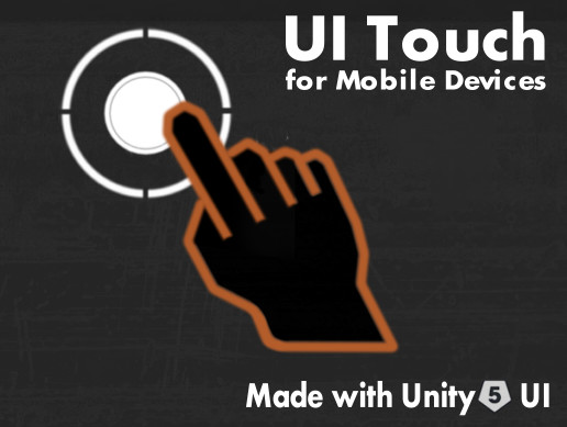 UI Touch Control for Mobile