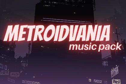 Metroidvania/Platformer- Music pack