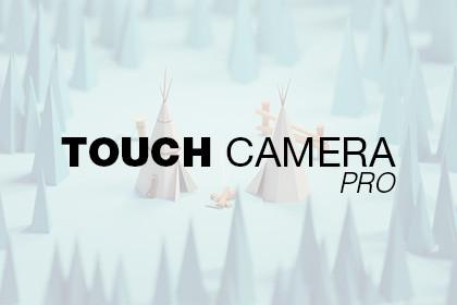 Touch Camera PRO - Mobile & Desktop Camera Controller