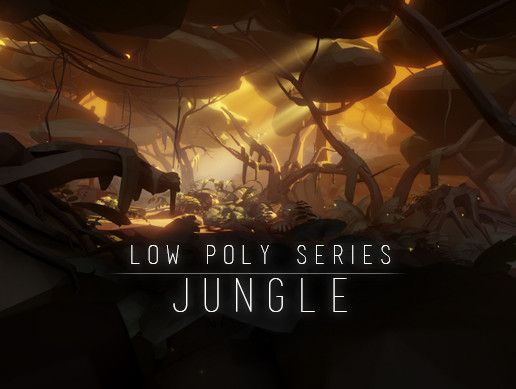 Low Poly Series: Jungle