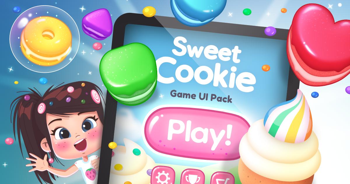 Sweet Cookie GUI Pack