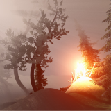 Ethereal URP - Volumetric Lighting & Fog