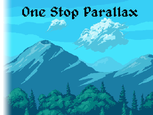 One Stop Parallax - BG Scrolling