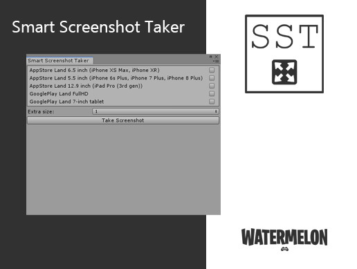 Smart Screenshot Taker + Fullscreen Editor