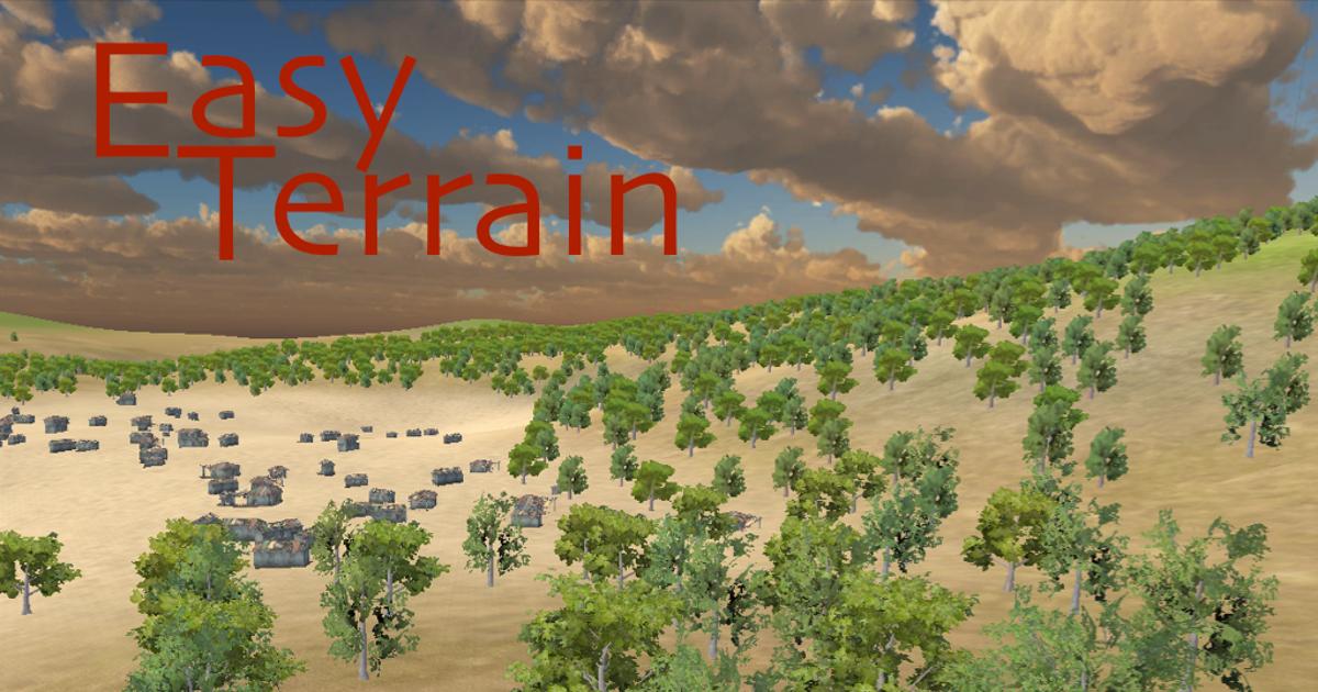 Easy Terrain