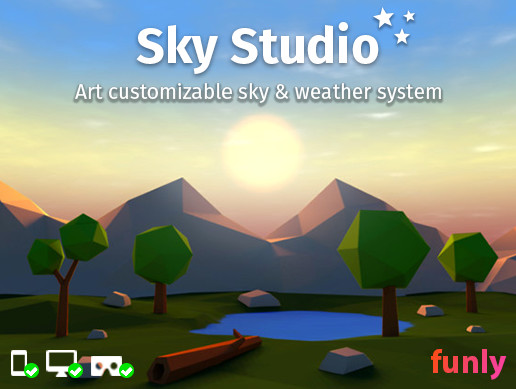Sky Studio - Dynamic Sky and Weather