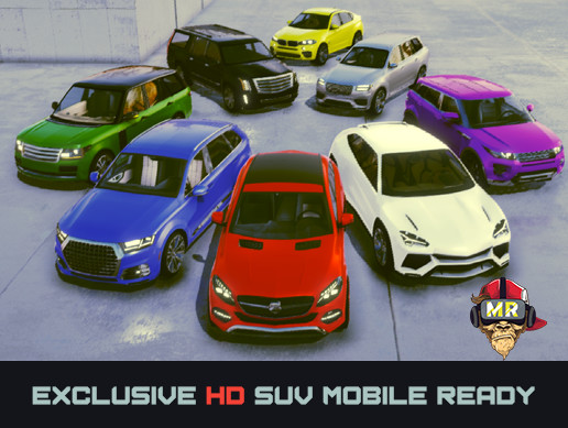 Exclusive HD SUV Mobile Ready