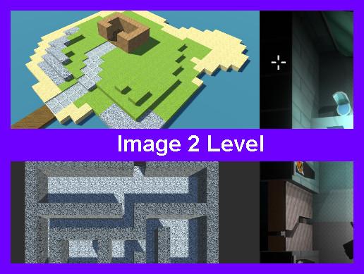 Image To Level: The Easy Level Designer (LITE)