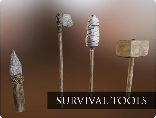 PBR Survival Tools