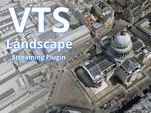 VTS Landscape Streaming Plugin