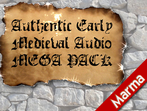 Authentic Early Medieval MEGA PACK