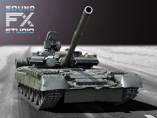 T-80 Tank Sound System