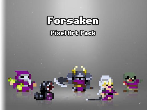 Forsaken - Pixel Art Pack