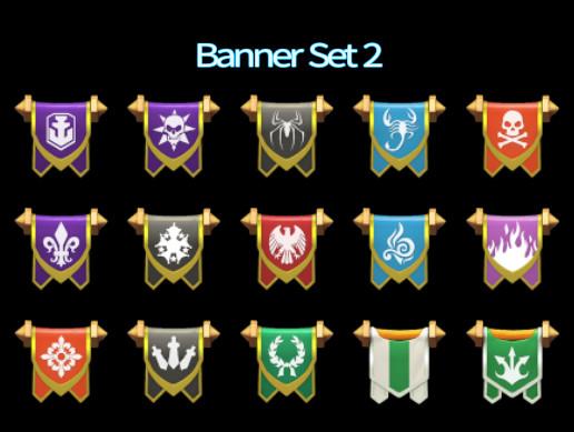 Banner Set 2