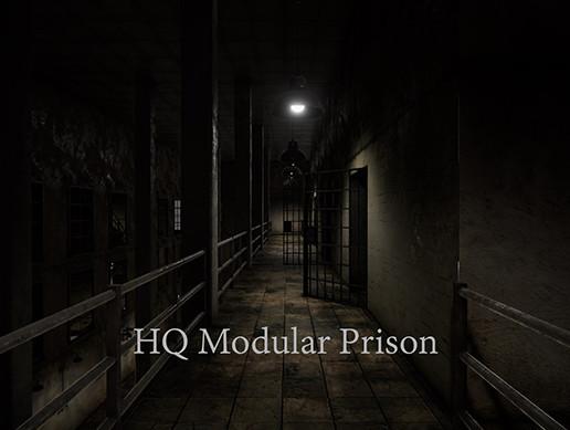 HQ Modular Prison