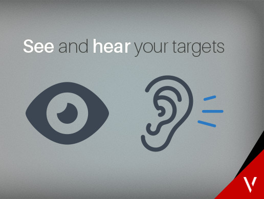 Los Pro - Line of sight & hearing system