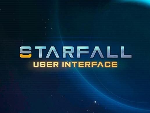 Starfall RPG User Interface