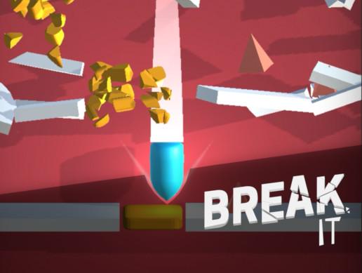 Break It - full mobile game