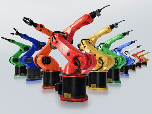 Industrial Robotic Arm - Asset Store