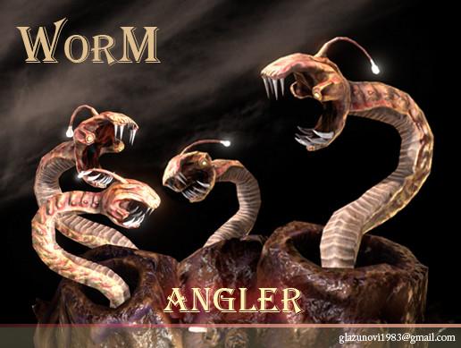 Worm Angler