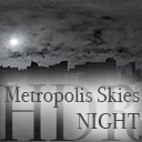 HDR Metropolis Skies (Night)
