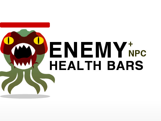 Enemy + NPC Health Bars
