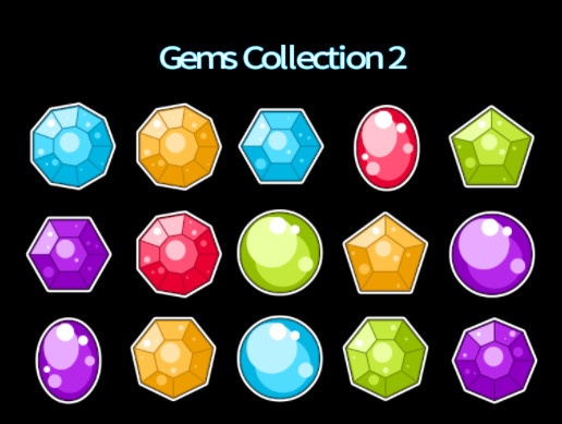 Gems Collection 2