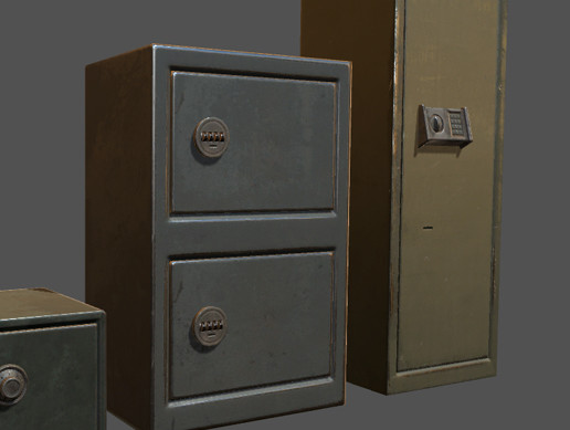 [PBR] Lockers Pack vol.1