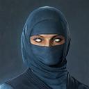 Kunoichi - Ninja Character