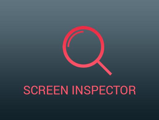 Screen Inspector