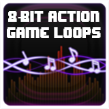 8-Bit Action Game Loops