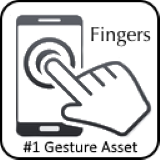Fingers - Touch Gestures for Unity