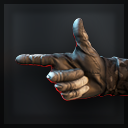 Military FPS Hands: Full gloves