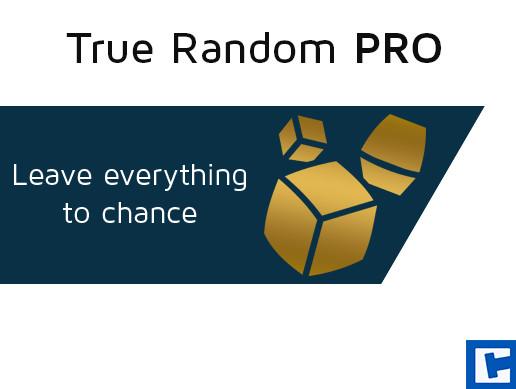 True Random PRO
