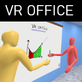 VR Online Office Template