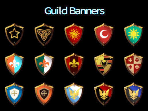 Guild Banners