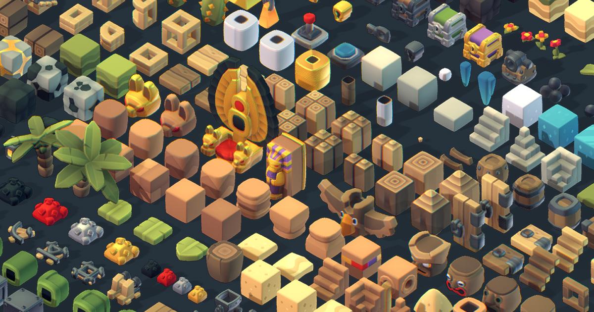 Cube World - Proto Series