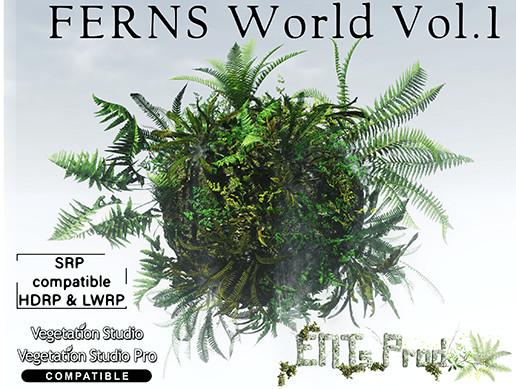 FERNS World Vol.1
