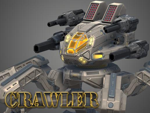 Crawler - Battle Mech