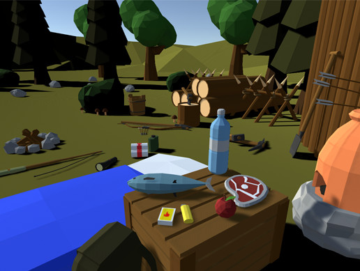 Low Poly Survival Models