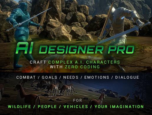 AI Designer Pro - Asset Store