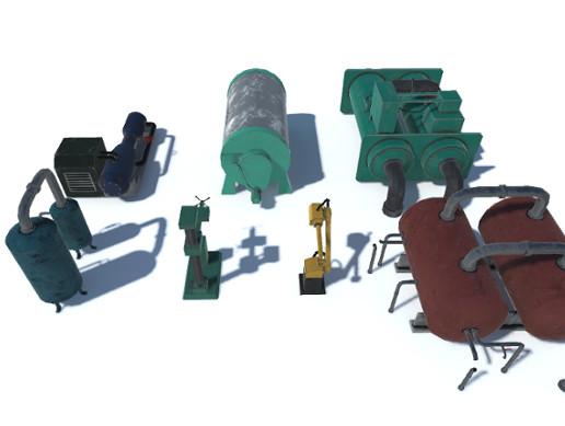 Industrial Machine Models